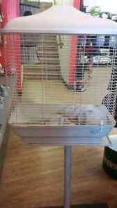 Cage pour pinson