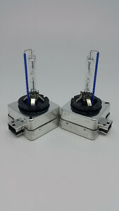 HID OEM REPLACEMENT BULB D1S D1C 6000K 8000K PAIR