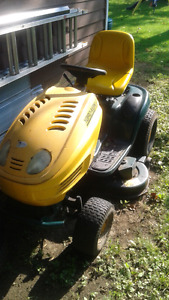 20hp yard man trade for sled or old atv