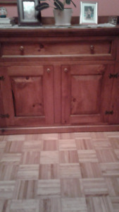 Buffet solid wood (pine)