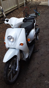 2013 pepe 50 cc low kms super scooter