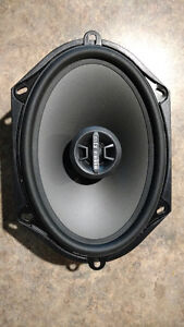 MTX Thunderdome 6x9 car speakers (2 pairs) MINT