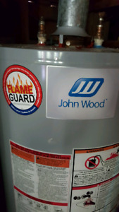 JOHN WOOD HOT WATER TANK BEST OFFER TAKES IT