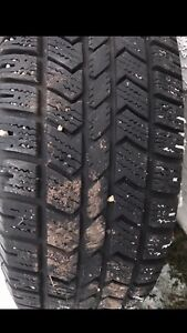 Arctic claw winter tires with rims  Strathcona County Edmonton Area image 3