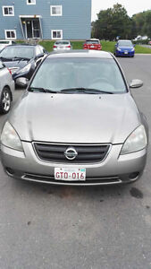 2003 Nissan Altima 2.4 for sale