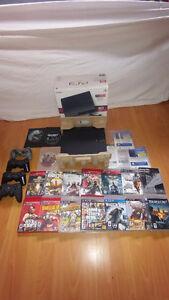 Sony PlayStation 3 Slim 160GB(!!!!!!!!!BIG BUNDLE!!!!!!!!!!!!!!)