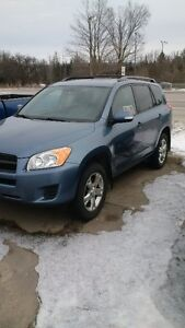 2009 Toyota RAV4 SUV, AWD-Safety-No Accidents-Original Owner