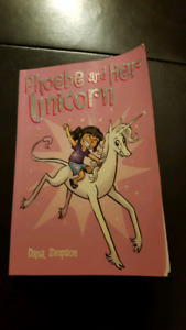 Phoebe and her Unicorn Kids Chapter Book