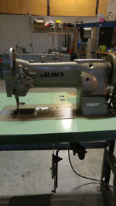 Juki LU-563 Industrial Walking Foot Sewing Machine for Sale