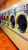 5 Nos Huebsch Dryer in excellent working condition coin operated