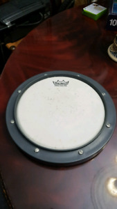 REMO PRACTICE PAD  DRUMS  PERCUSSION RETAILS $30