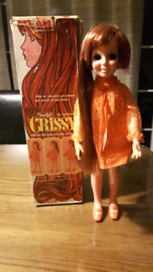Vintage Beautiful Crissy Doll
