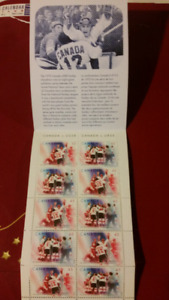 Team Canada Stamps