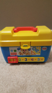 Toolbox, Fisher-Price Laugh and Learn Smart Stages Toolbox