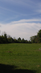 1-3 acres available for rental