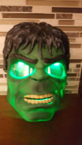 The Incredible Hulk Light Up Face Mask