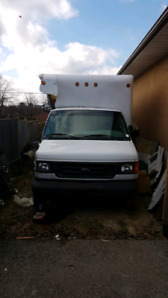 I'm selling my Ford E-350 Truck, Engine and Parts!!!