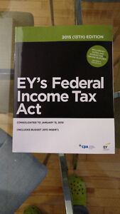 EY's Federal Income Tax act EY 2015