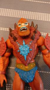 Masters of the Universe Classics Beast Man Complete Like New
