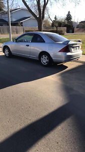 2001 Honda Civic 2 door 5 speed
