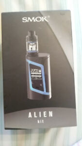 Ecig Alien Kit Smok