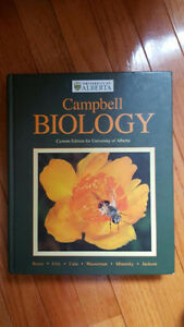Biology by Campbell for Bio 107