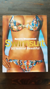Sports illustrated swimsuit coffee table book