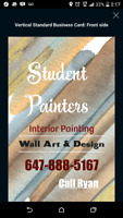 Wall Painting - Students - professional - low cost