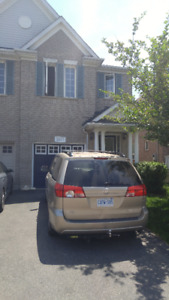 4+1 Bed 4 Bath Semi-Detached house for Rent in Churchill Meadows