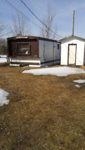 SMALL MOBILE HOME AVAILABLE JANUARY1ST..