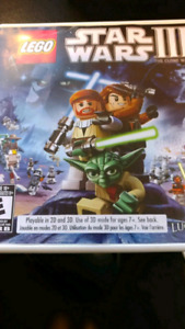 LEGO STAR WARS 3 THE CLONE WARS 3DS 2DS NINTENDO