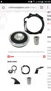 Collins adapter manual swap kit