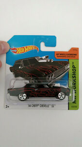 HOT WHEELS CHEVROLET/CHEVY/CHEVELLE
