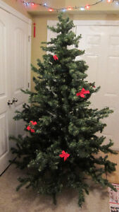 Christmas Tree - 6.5 feet tall