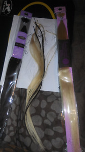 """18"""" satin strands i-tip Remy hair exstensions"""