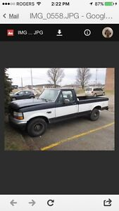 92 f150 with parts to fix 1500obo