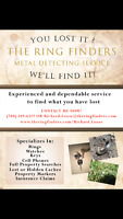 Metal Detecting Service : Lost your Ring / Keys / Phone ?