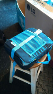 Child portable booster seat