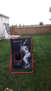 Pitching Aid/Rebounder