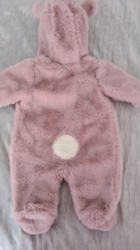 Baby bunny coat