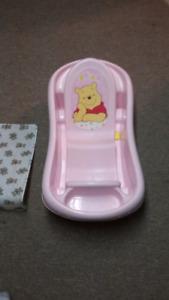 Bain pour bébé winnie the pooh