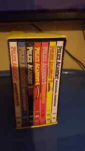 Police Academy DVD Colection