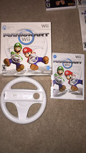 Wii and Wii games, Playstation 2 and PS2 games MAKE AN OFFER