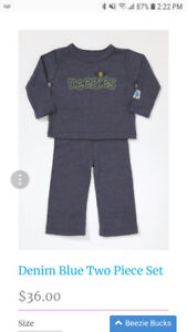 Neezies shirt and pant set. 24 months