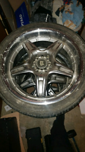 "18"" motegi racing rims *reduced price*"