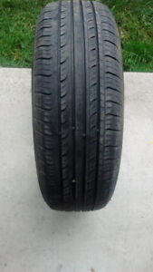 Tires 185/65R15 honda civic