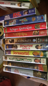 VHS Movies!