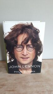 John Lennon, The Life by Philip Norman, book is like new