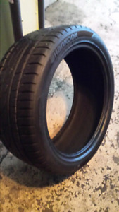 4 pneus Hankook Winter ICE 255/40 R19