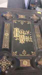 A rare old copy of bible of 1864